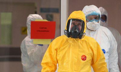 Russia has developed 'first' coronavirus vaccine: Live