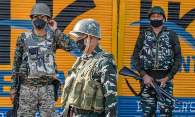 Kashmir family alleges Indian forces killed three civilians