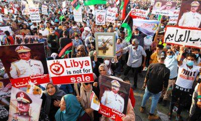 Battle looms for Sirte as Erdogan accused of targeting 'oil crescent'