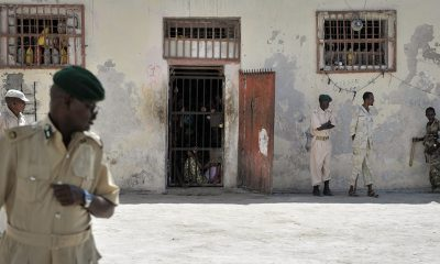 At least six prisoners killed in Mogadishu prison shoot-out