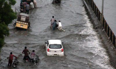 Almost 50 killed in three days of monsoon rain across Pakistan