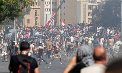 Clashes in Beirut as anger swells over port blast: Live updates