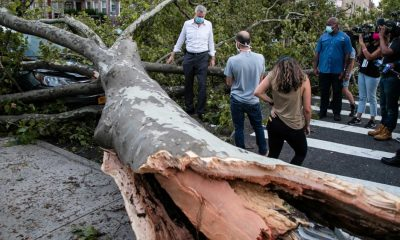 Storm Isaias kills at least eight, cuts power to millions in US