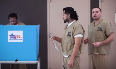 Should prisoners in the US vote?