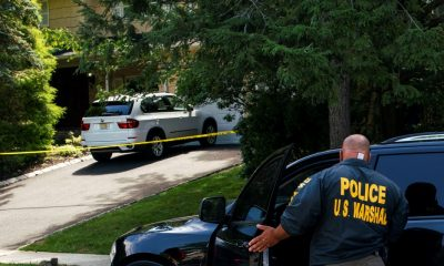 US judge speaks weeks after attacker kills son at her home