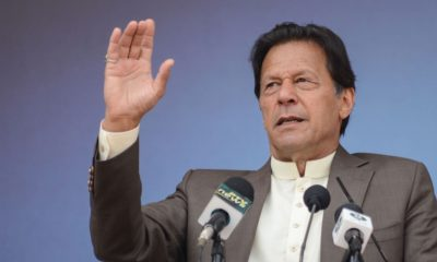 Pakistan Khan says mediation prevented Saudi-Iran escalation