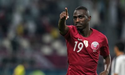 CAS rules that forward Almoez Ali is eligible to play for Qatar