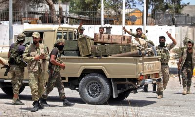 Will the ceasefire initiative by el-Sisi, Haftar be considered?