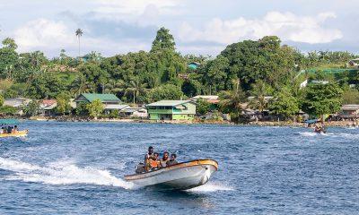 Former rebel leader elected Bougainville president