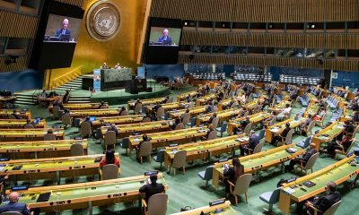 Rivalries challenge UN as it marks 75 years since founding