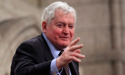 Former Canada PM Turner, in office for just 11 weeks, dies
