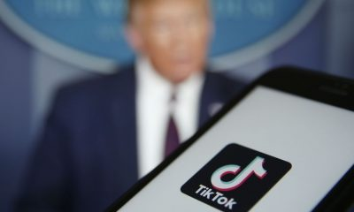 Trump bans TikTok over security concerns