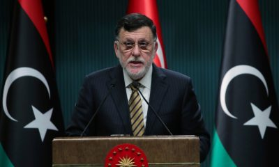 Libya's Fayez al-Sarraj says wants to quit by end of October