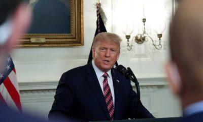 Trump contradicts CDC chief on coronavirus vaccine: Live news