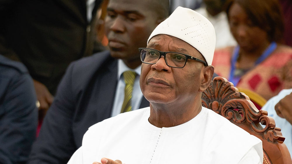 Mali's Keita resigns as president after military mutiny